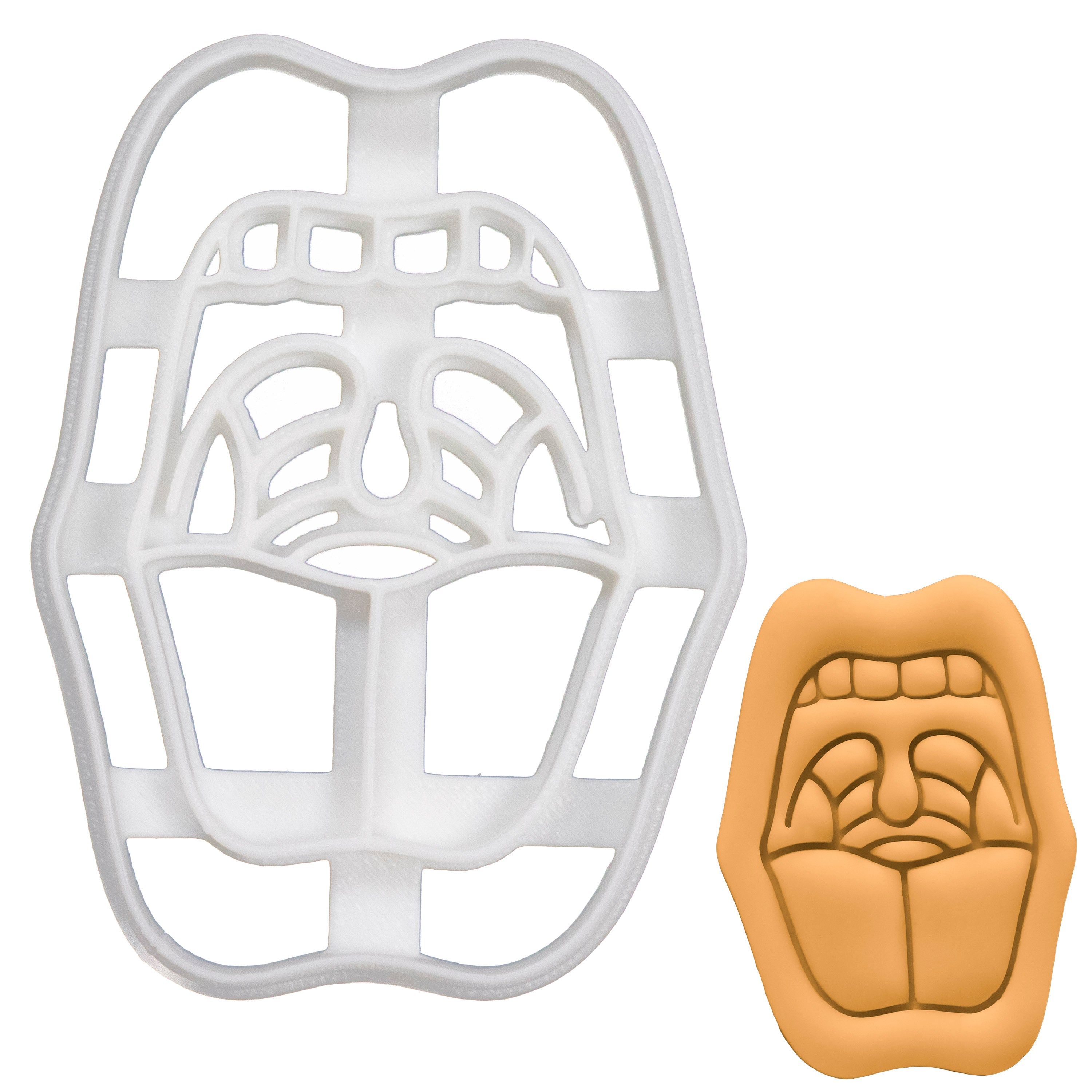 Tonsils Cookie Cutter