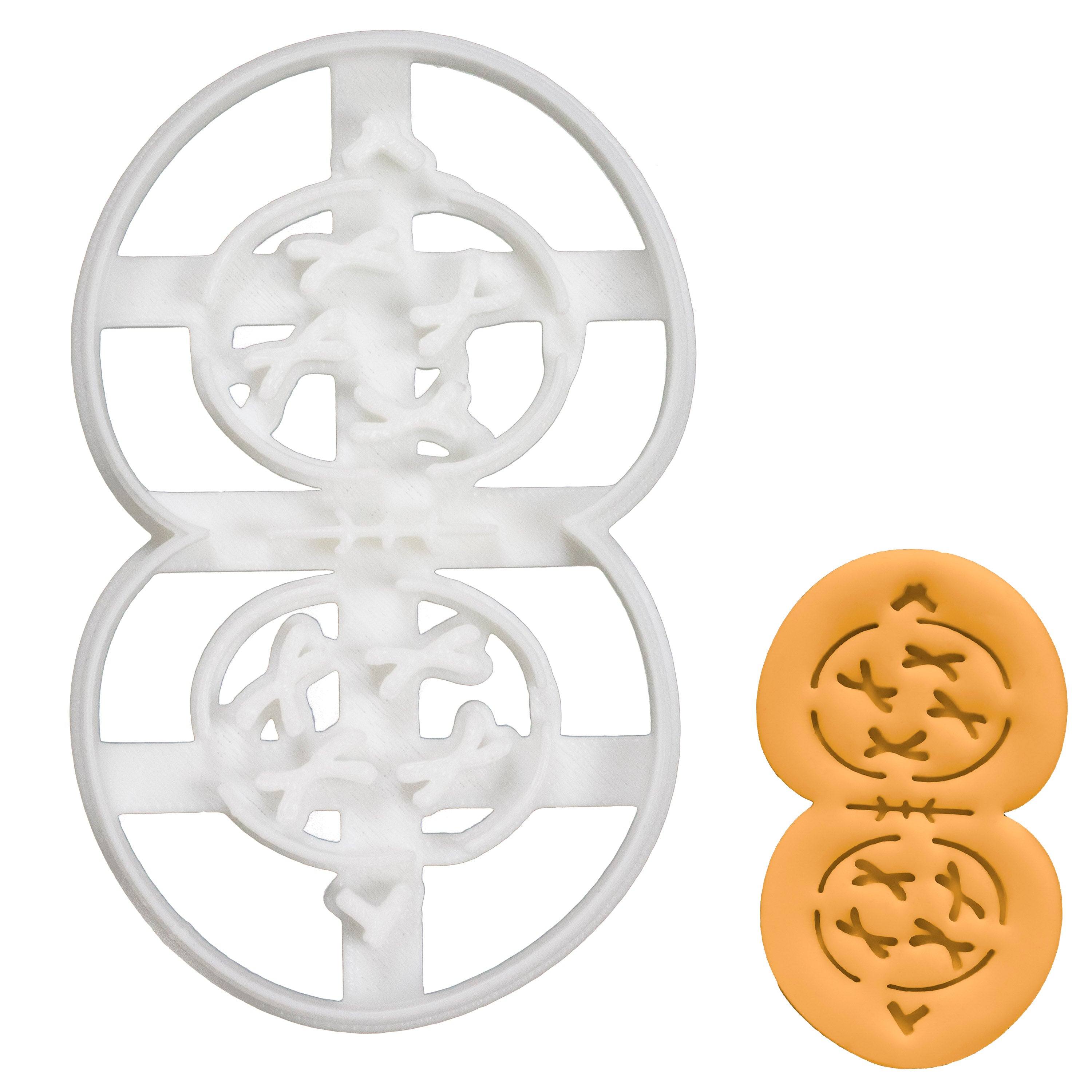 Meiosis I Telophase I Cookie Cutter