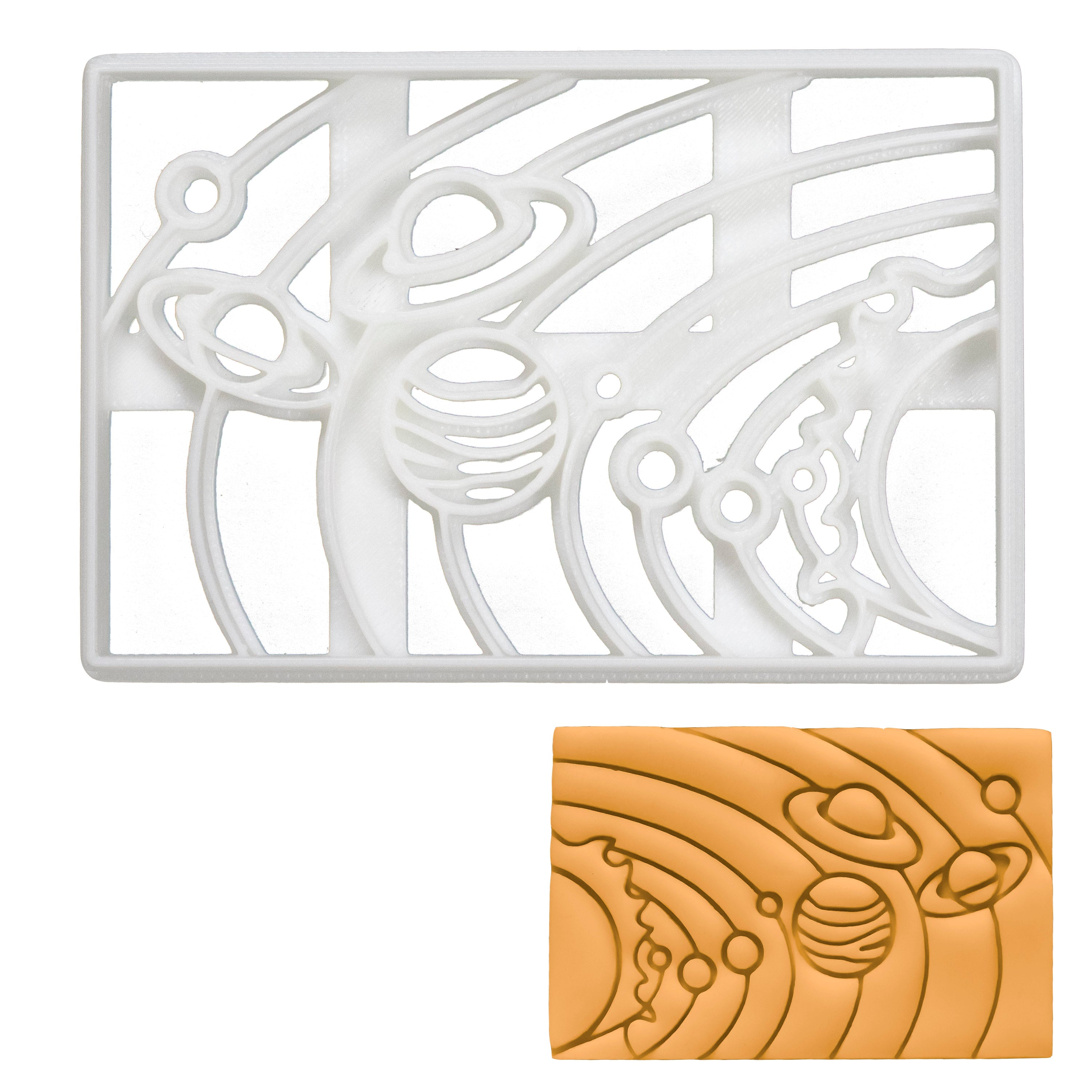 Solar System Cookie Cutter
