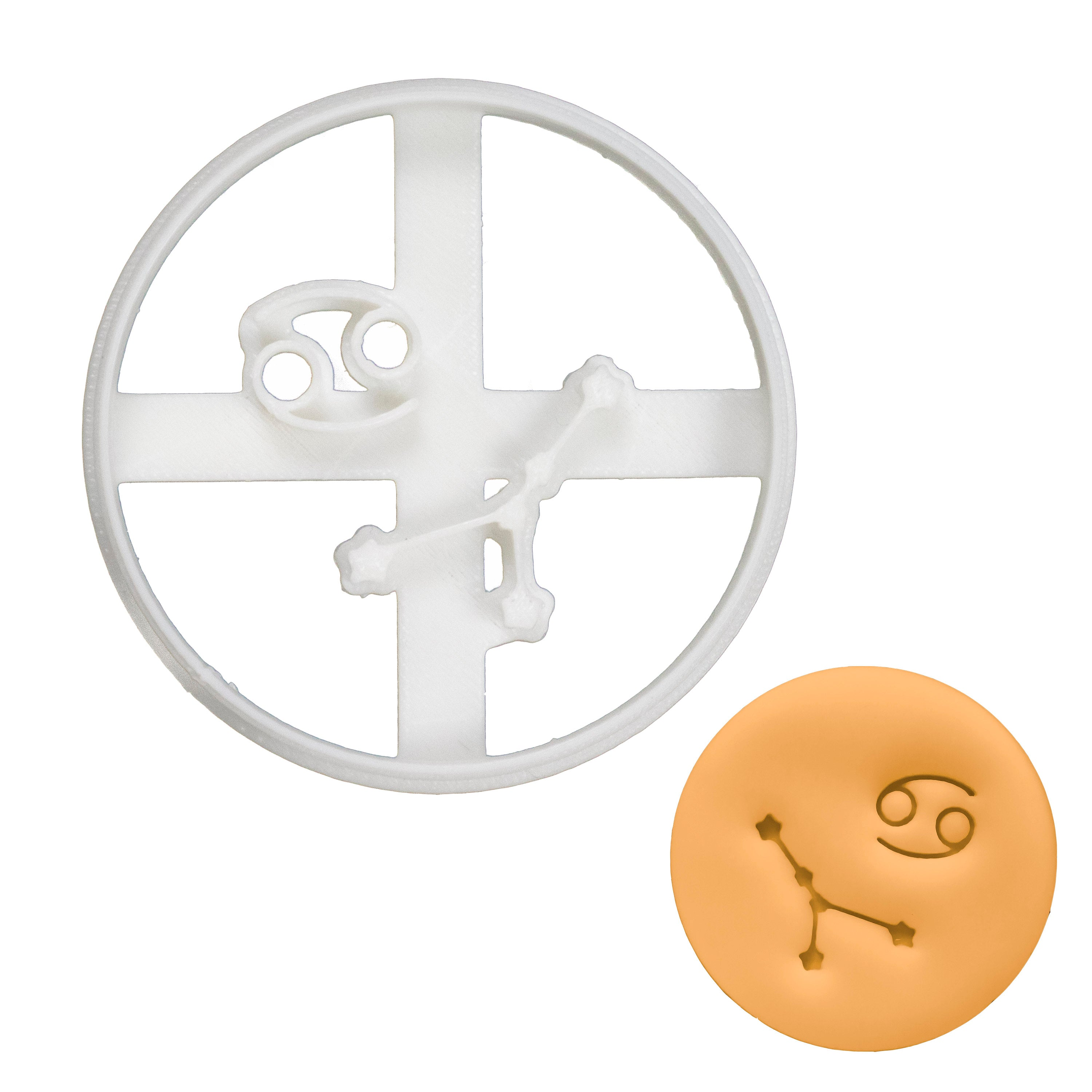 Cancer Horoscope Cookie Cutter