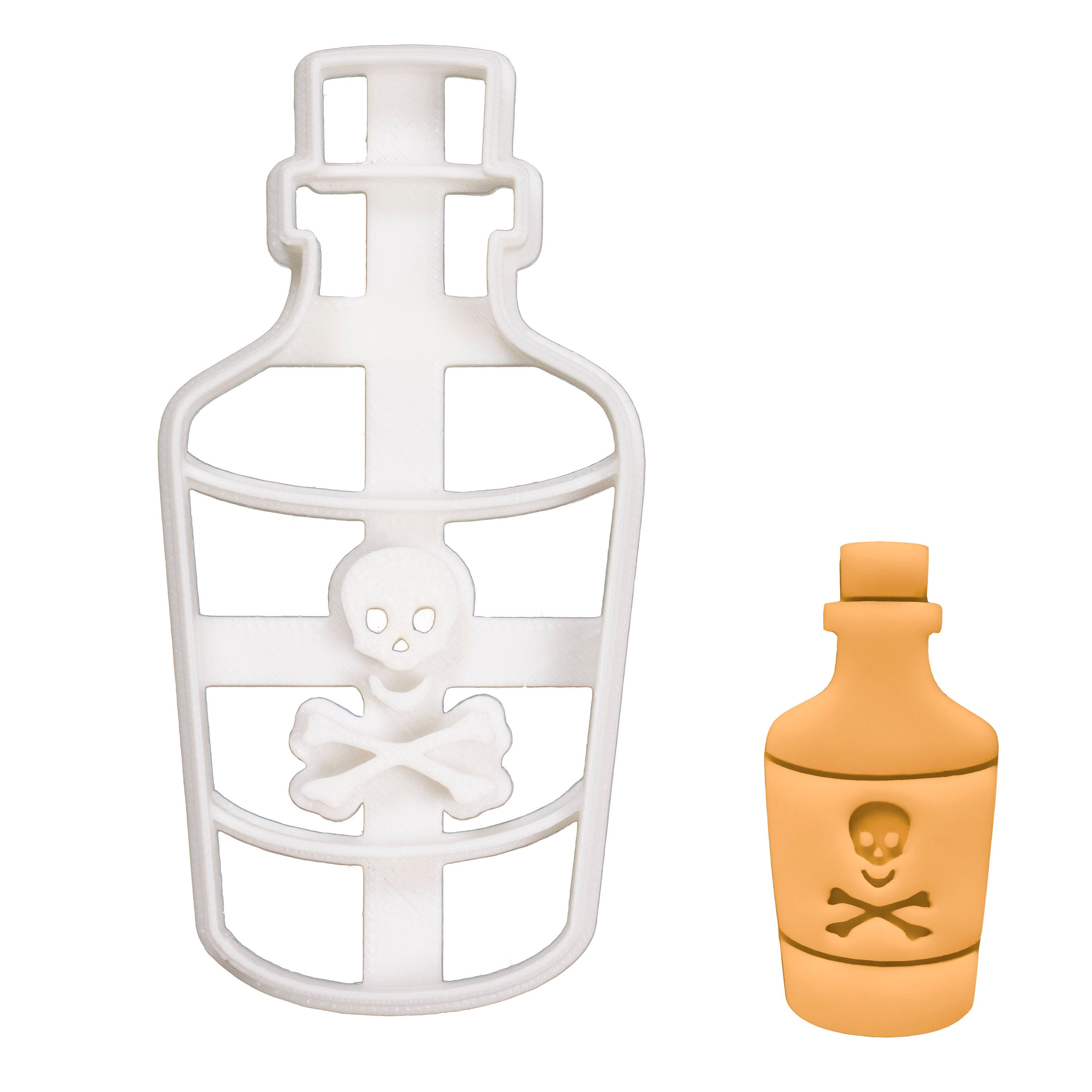 Poison Potion Bottle Cookie Cutter