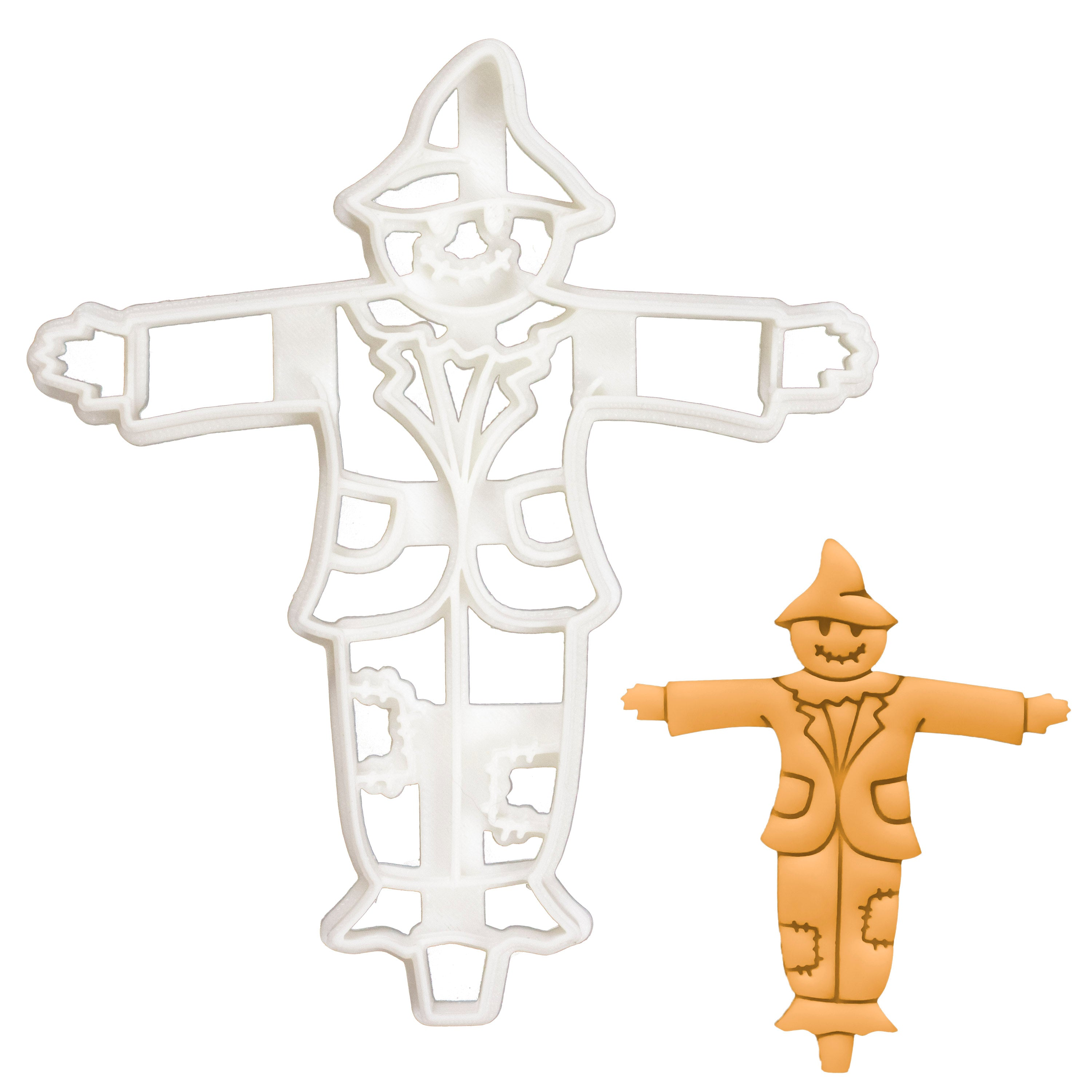 Scarecrow Cookie Cutter
