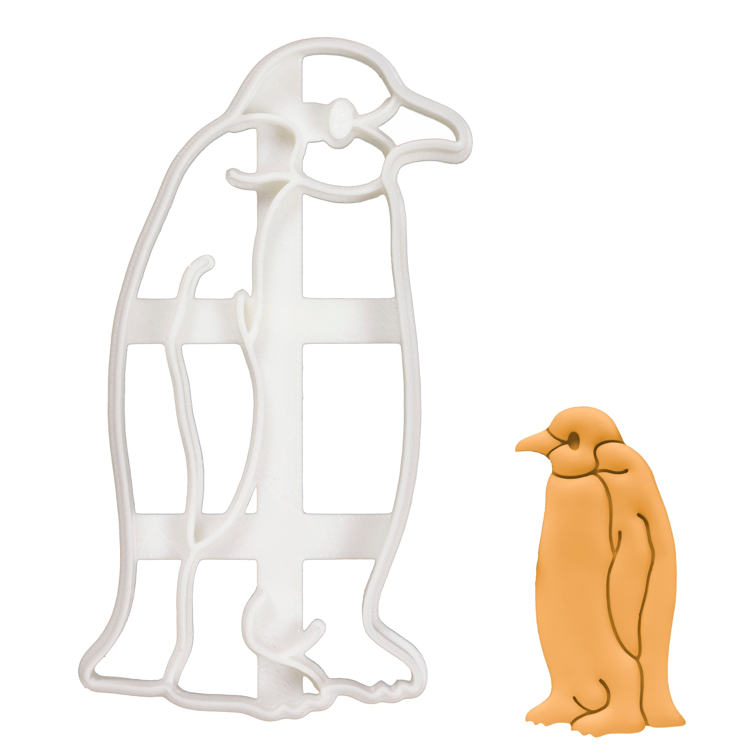 Emperor Penguin cookie cutter