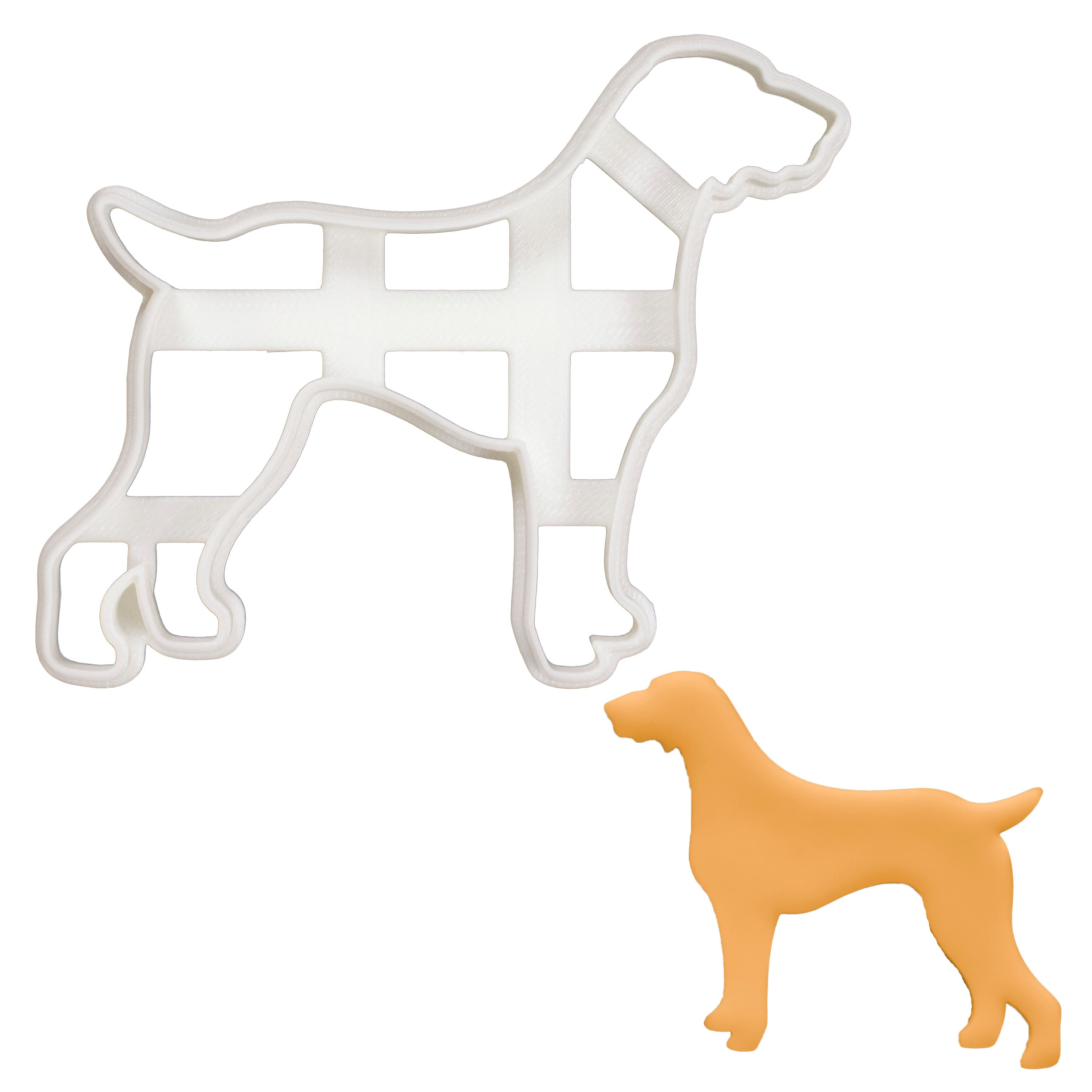 German Shorthaired Pointer Silhouette cookie cutter