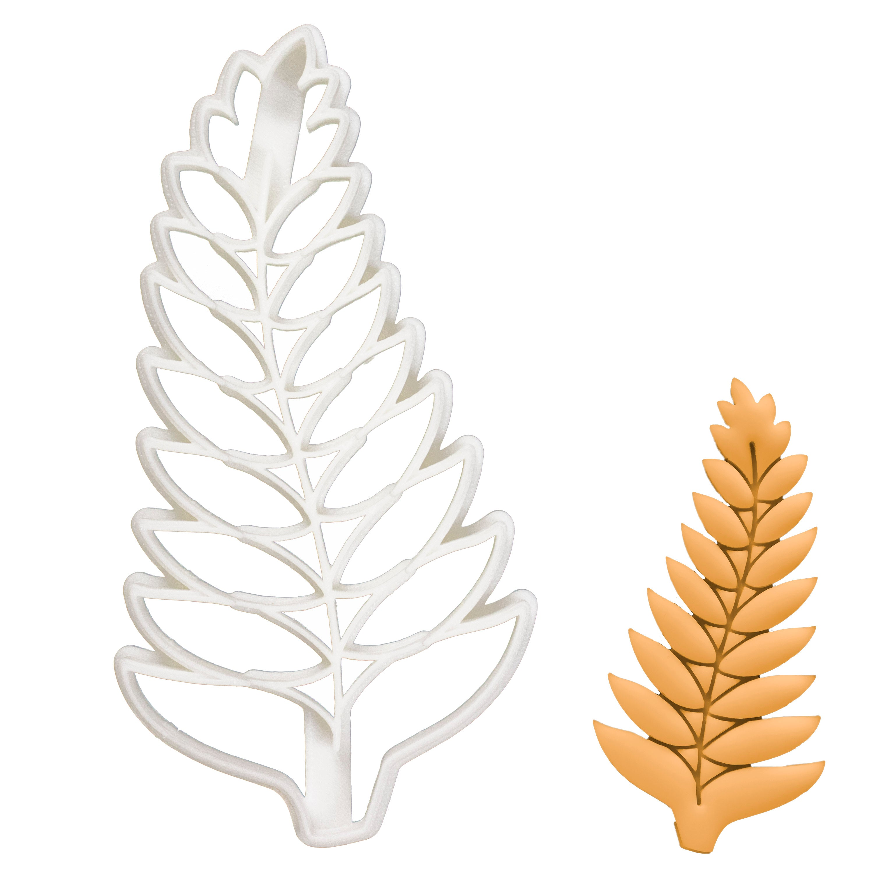 Fern Leaf cookie cutter