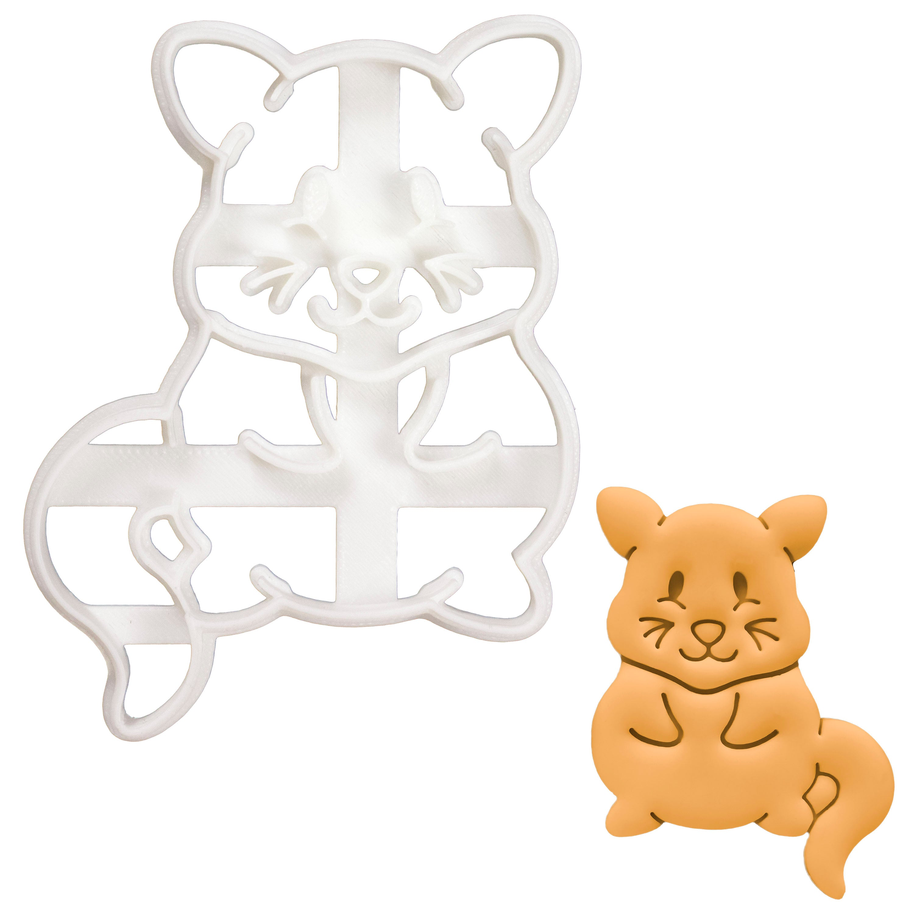 Cute Mouse cookie cutter