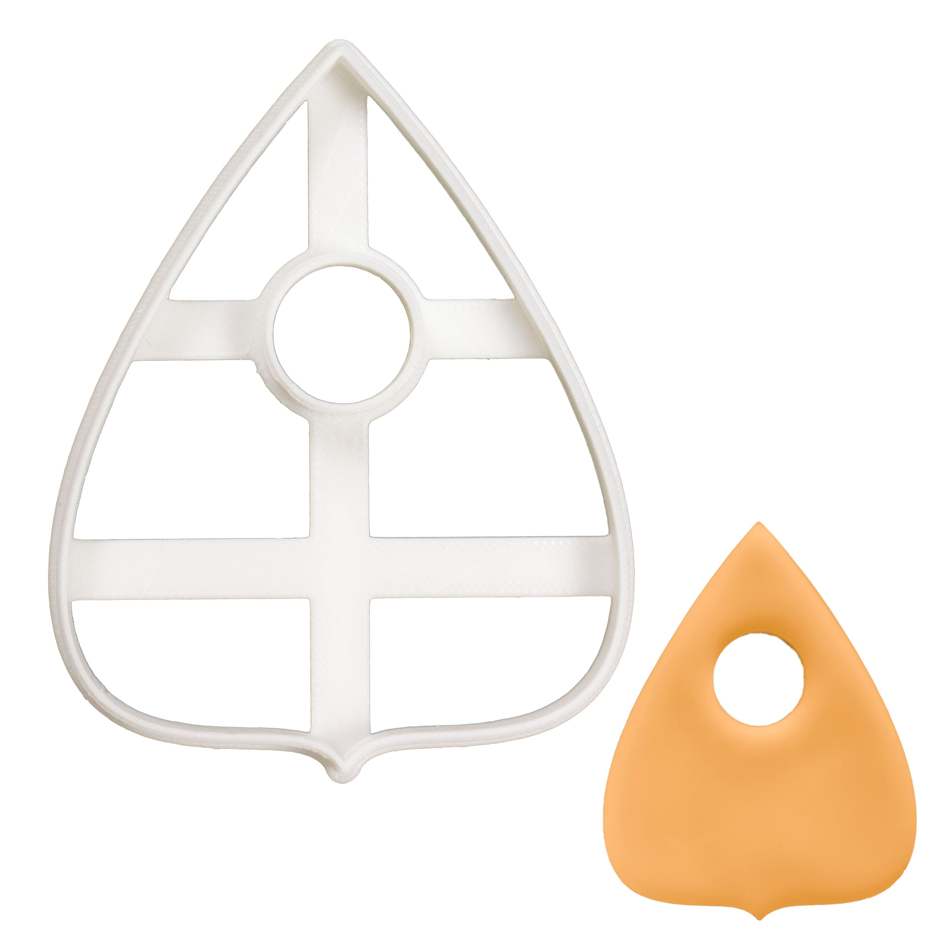 Planchette Plain cookie cutter