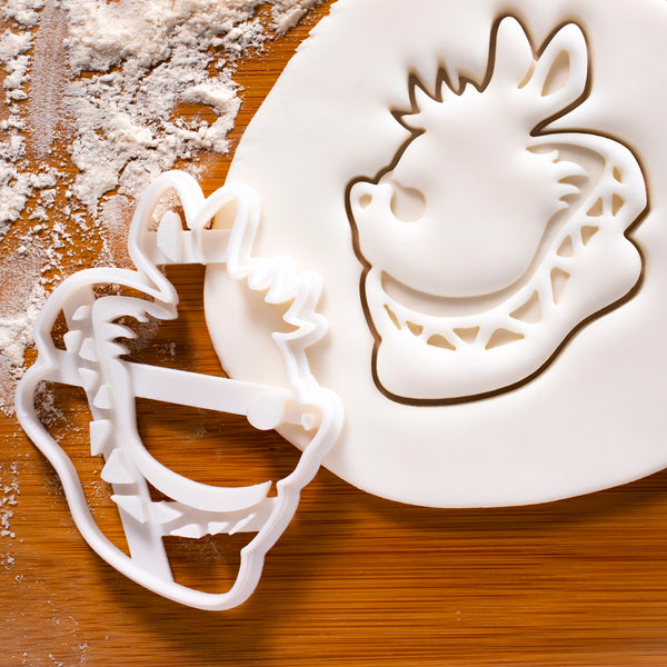White Rabbit Cookie Cutter