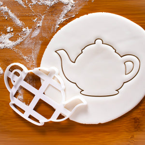 teapot cookie cutter