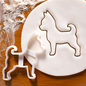 Chihuahua Outline Cookie Cutter