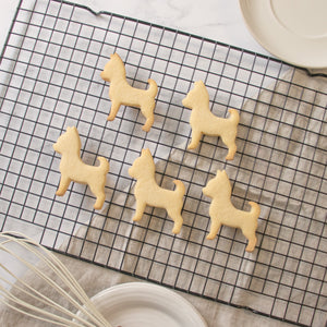 chihuahua dog cookies