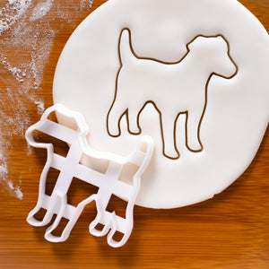 Jack Russell Silhouette Cookie Cutter