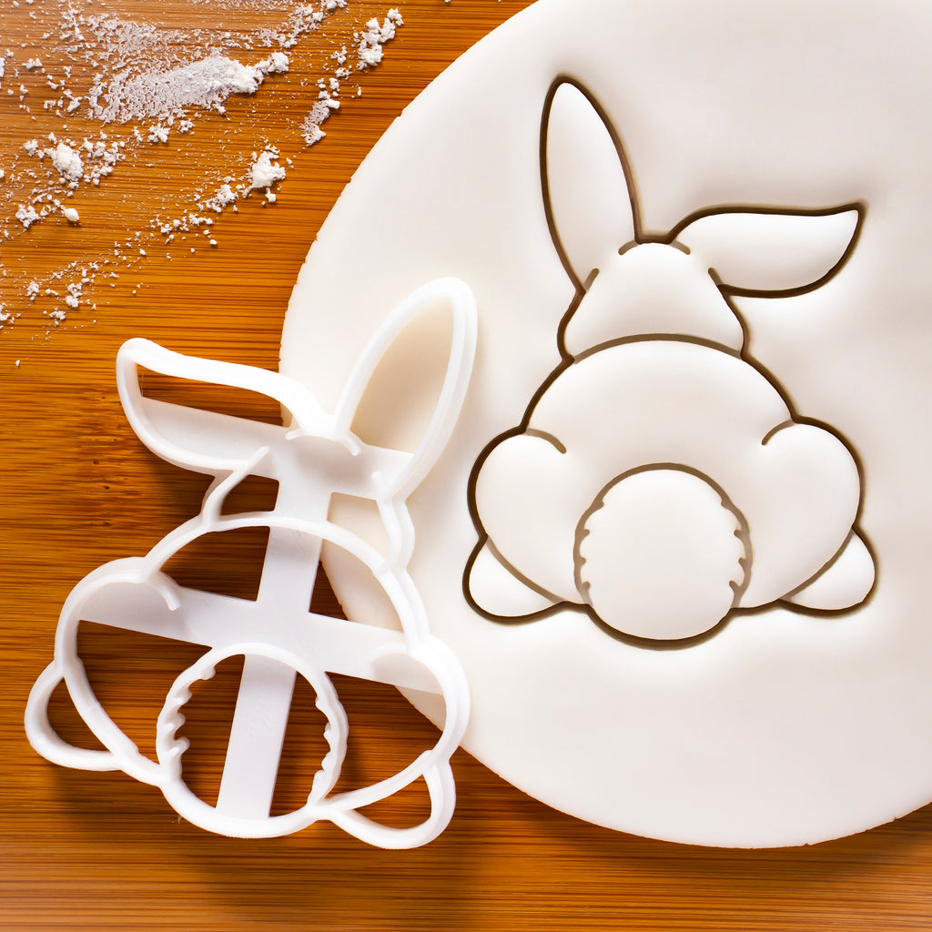 Bunny Butt Cookie Cutter