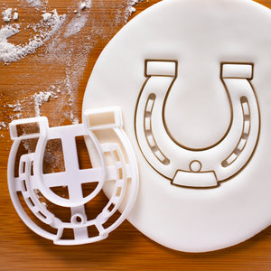 Horse Shoe Cookie Cutter