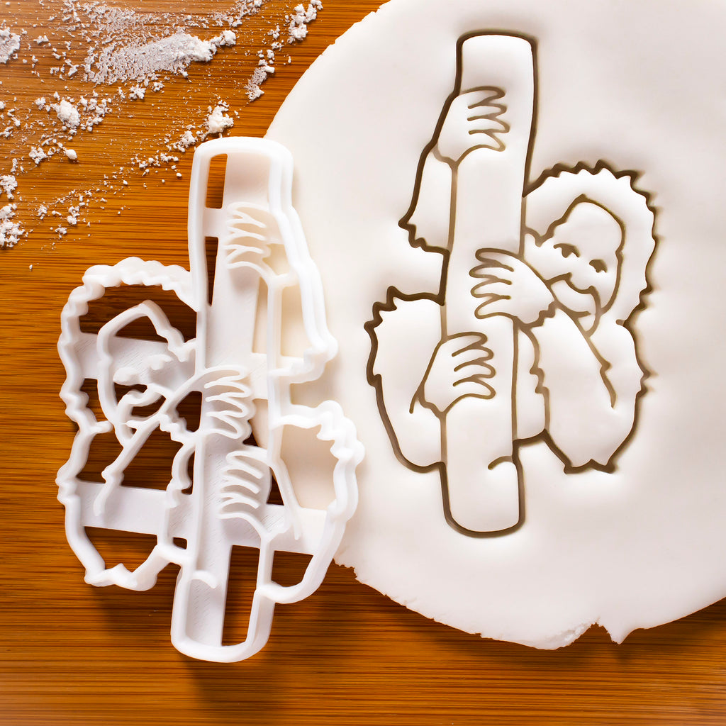 Baby Orangutan Cookie Cutter