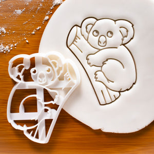 australian koala cookie cutter