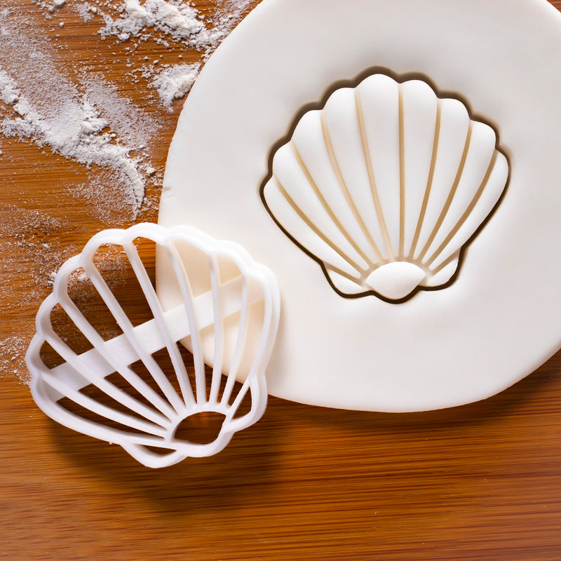 Seashell Cookie Cutter