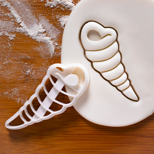 nautical corkscrew cookie cutter
