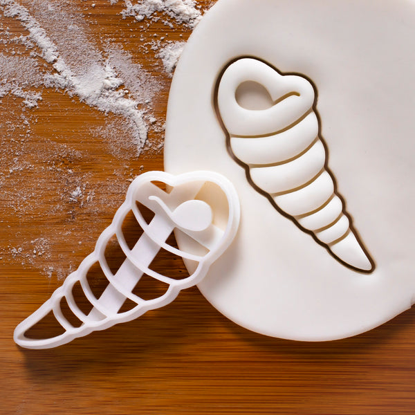Corkscrew Cookie Cutter