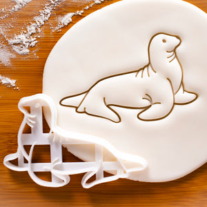 Sea Lion cookie cutter