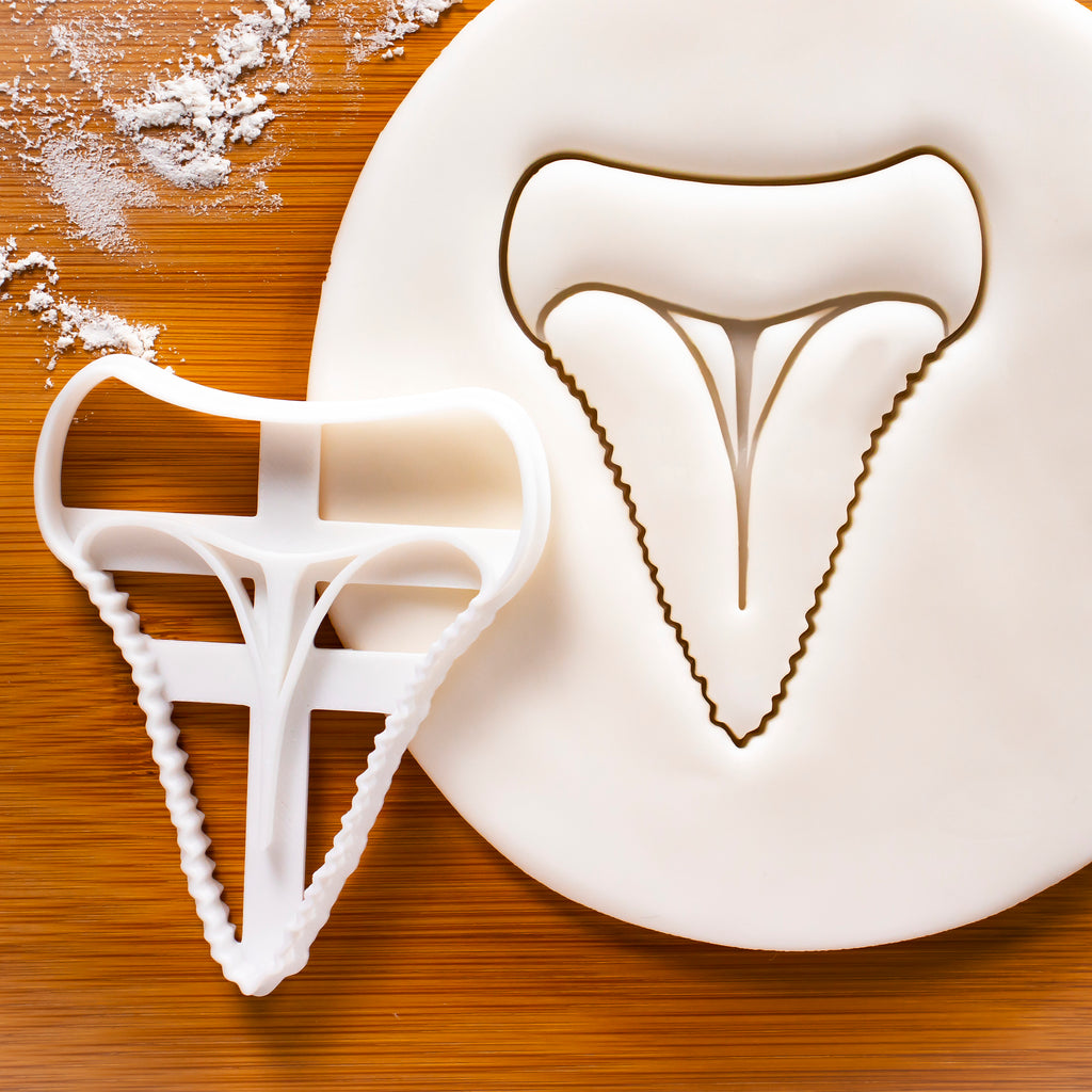 Shark Tooth Cookie Cutter