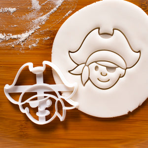 Pirate Boy Cookie Cutter