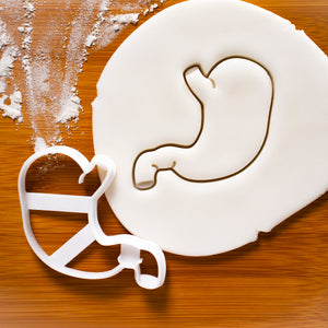 stomach cookie cutter