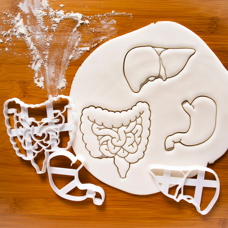 liver cookie cutter