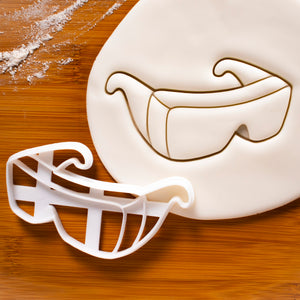 Laboratory Goggles Cookie Cutter