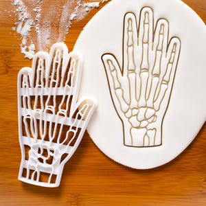 Anatomical Human Hand Cookie Cutter