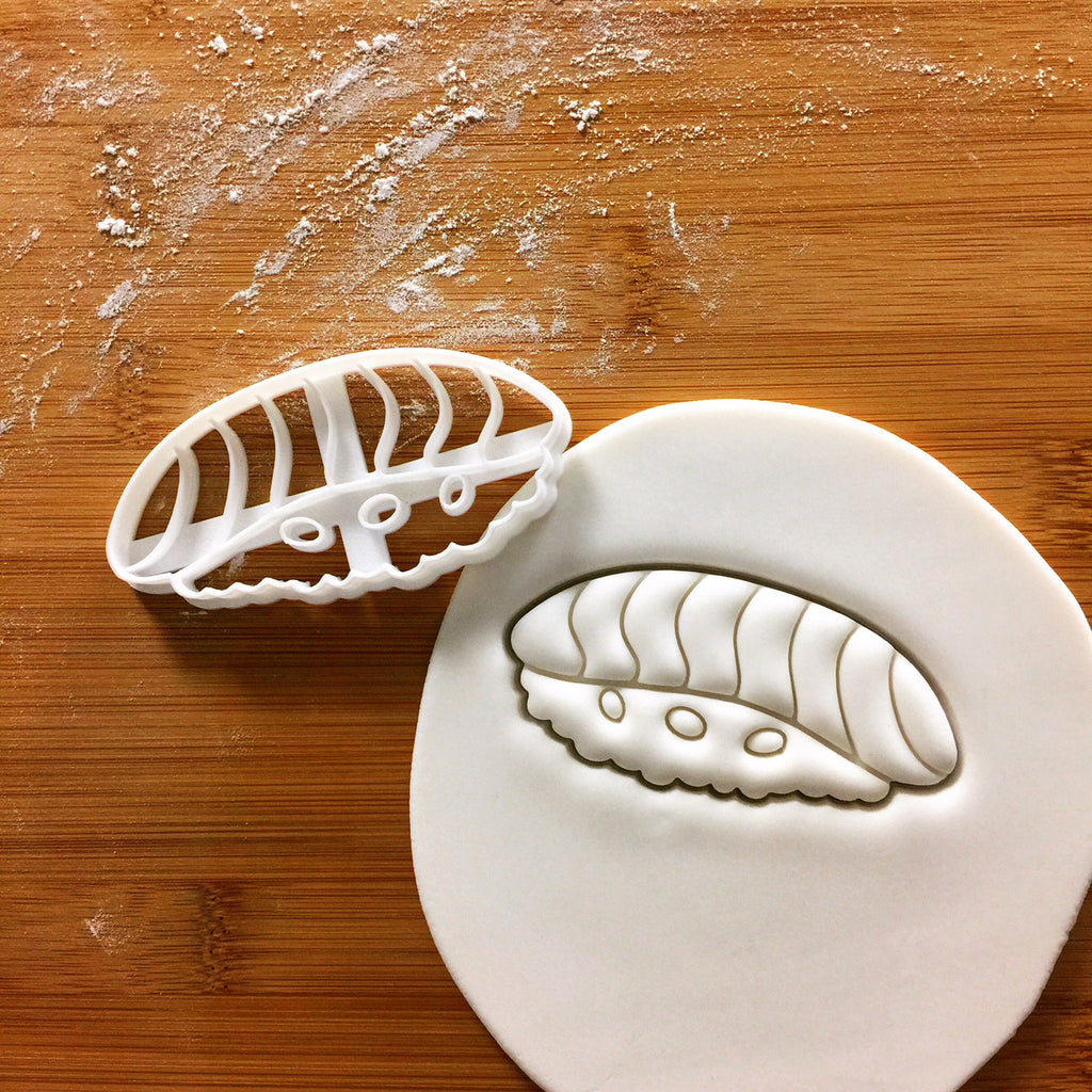 Salmon Sushi Cookie Cutter