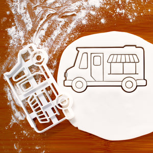 Ice Cream Truck Cookie cutter