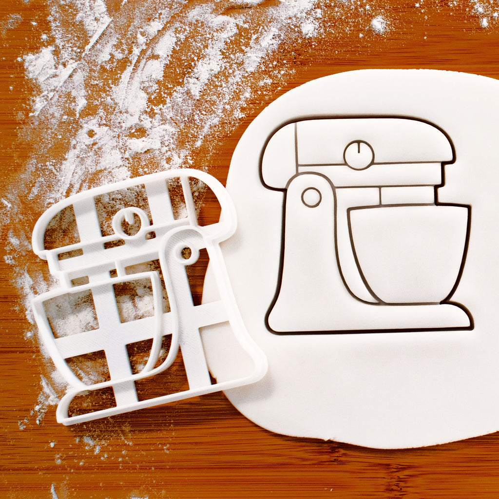 Stand Mixer Cookie Cutter
