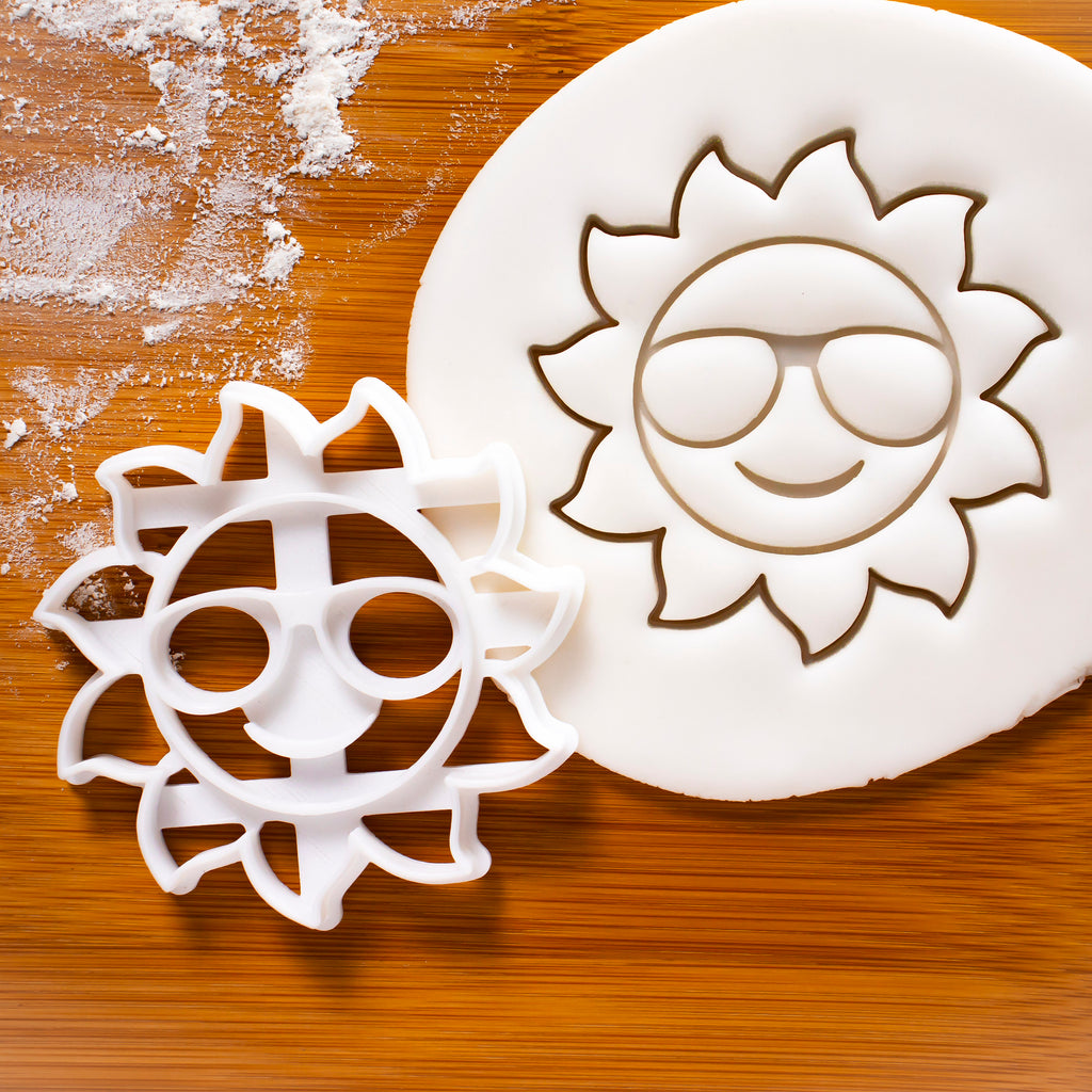 Happy Sunshine Cookie Cutter