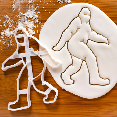 Big foot cookie cutter (Large Size)