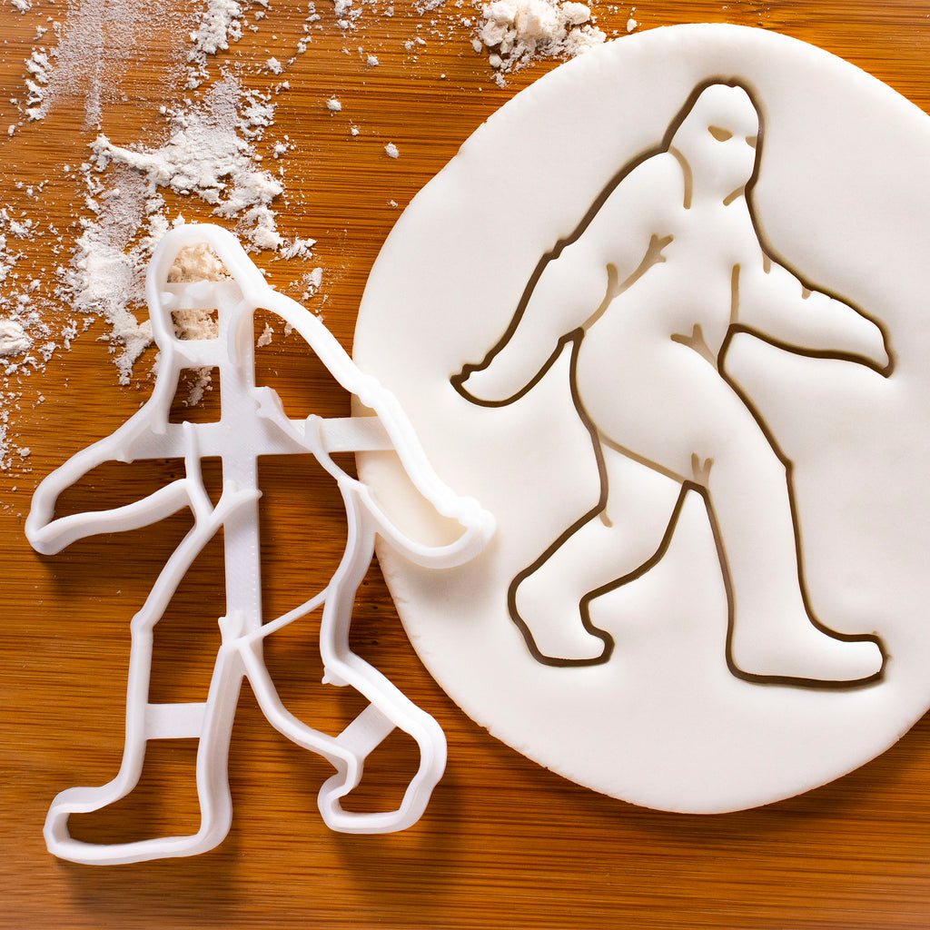 Big foot cookie cutter (Small Size)