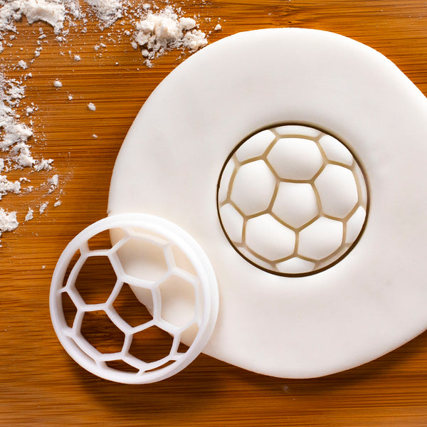 Soccer cookie cutter (Small Size)