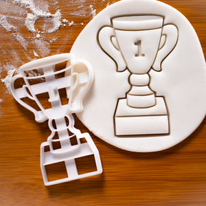 Trophy Cookie Cutter