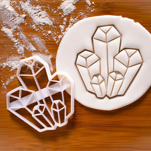 Crystal Cookie Cutter