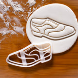 brogue shoe cookie cutter