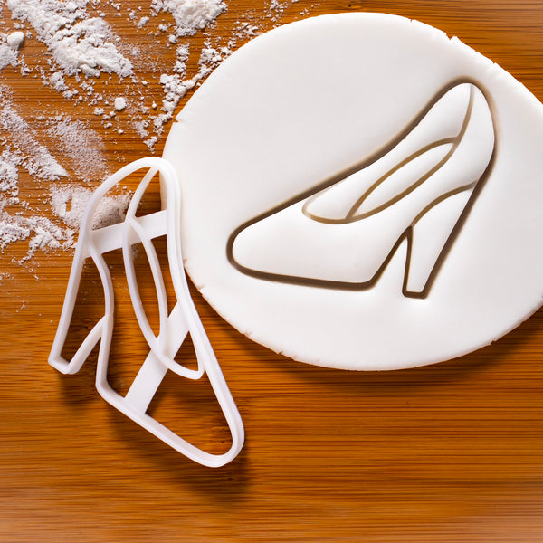 high heel shoe cookie cutter