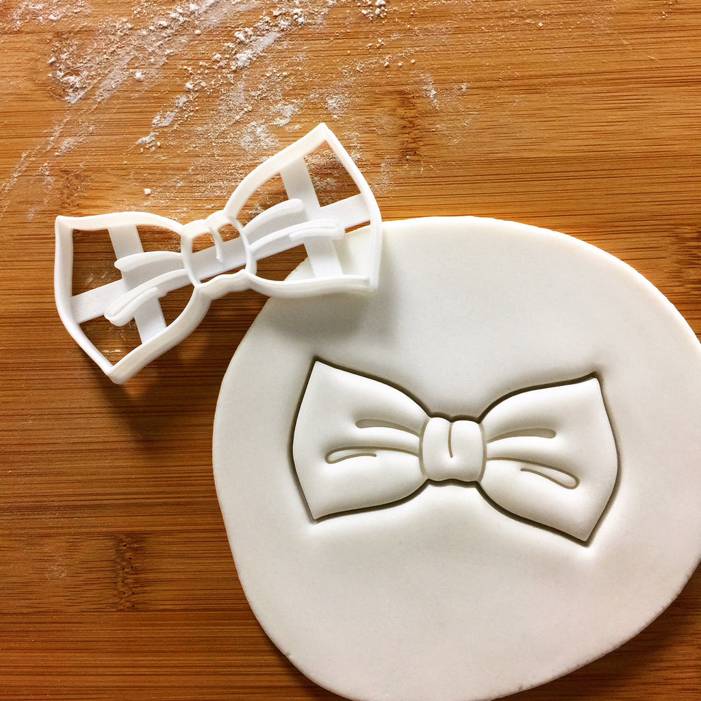Gentleman Bow Tie Cookie Cutter