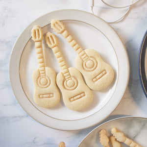 acoustic guitar cookies