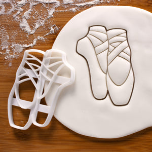Ballet Shoes Cookie Cutter