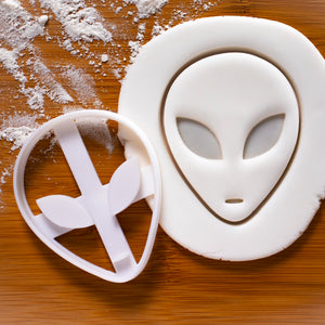alien cookie cutter