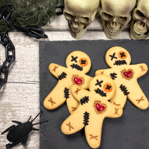voodoo gingerbread man cookies
