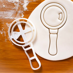 magnifying glass cookie cutter