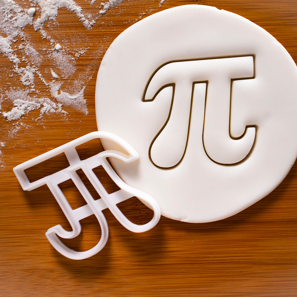 small pi cookie cutter