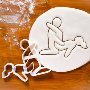 Shoulder Holder Cookie Cutter
