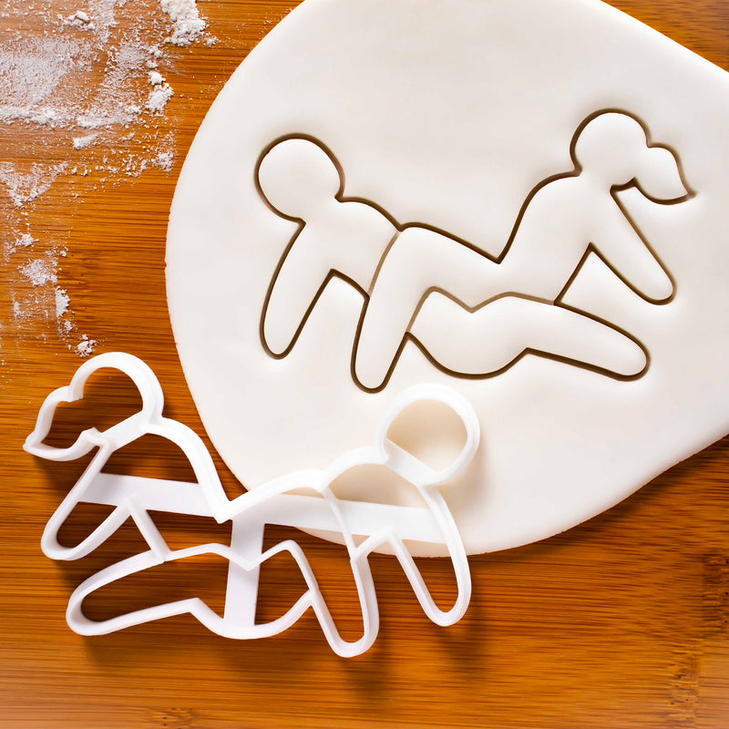 Spider Sex Position Cookie Cutter